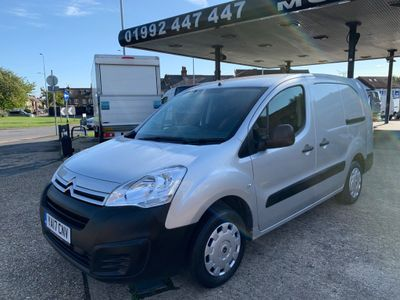Citroen Berlingo Panel Van 1.6 BlueHDi 750 LX L2 (s/s) 6dr
