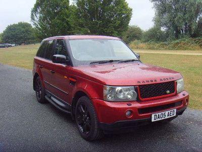 Land Rover Range Rover Sport SUV 4.4 V8 HSE 5dr