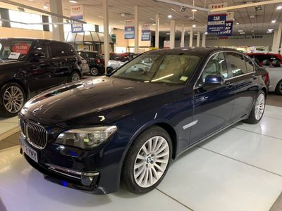BMW 7 Series Saloon 3.0 730d SE (s/s) 4dr