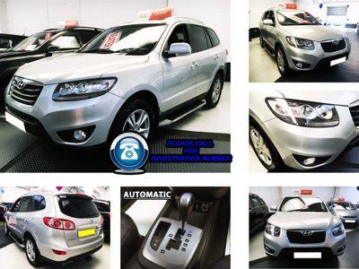 Hyundai Santa Fe SUV 2.2 CRDi Premium 5dr (7 seat)