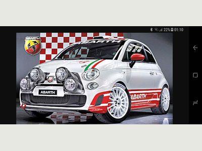 Fiat 500 Hatchback 1.4 16v Sport 3dr