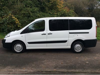 Citroen Dispatch MPV 2.0 HDi L2H1 Combi SX 5dr