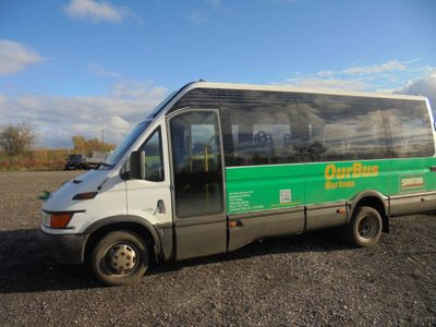 Iveco Daily Unlisted IRIS BUS DAILY 50S13 17SEATER 2800cc