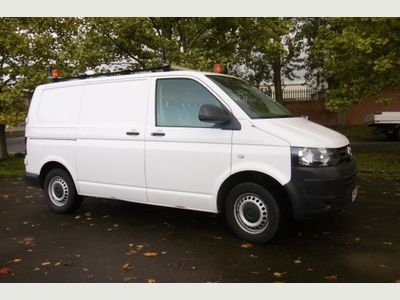 VOLKSWAGEN TRANSPORTER Panel Van 2.0 TDI BlueMotion Tech T28 Startline Panel Van 4MOTION 4dr (LWB)