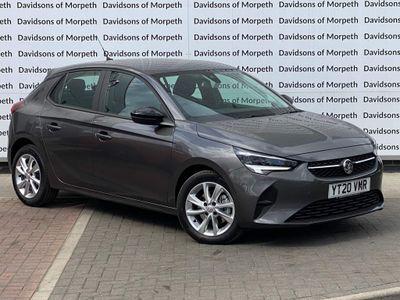 Vauxhall Corsa Hatchback 1.2 Turbo SE Nav Premium (s/s) 5dr