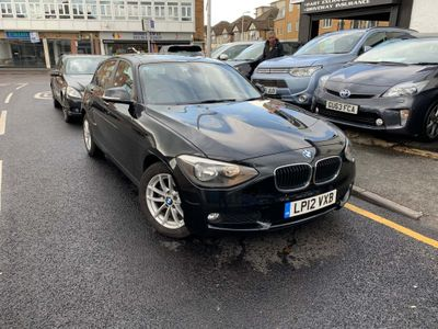 BMW 1 SERIES Hatchback 1.6 116i SE Sports Hatch 5dr