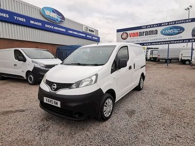 Nissan NV200 Car Derived Van Dci Acenta