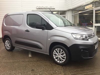 Citroen Berlingo Panel Van 1.6 BlueHDi 1000 Enterprise M 5dr