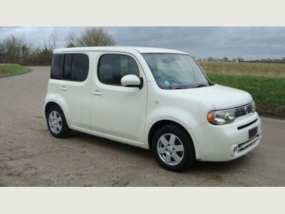 Nissan Cube Hatchback LEFT HAND DRIVE AUTOMATIC AIRCON CRUISE