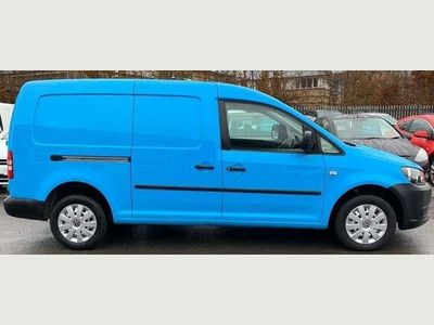 Volkswagen Caddy Maxi Panel Van 1.6 TDi 102PS S/LINE AIRCON