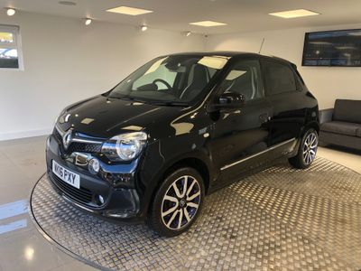 Renault Twingo Hatchback 1.0 SCe Iconic (s/s) 5dr