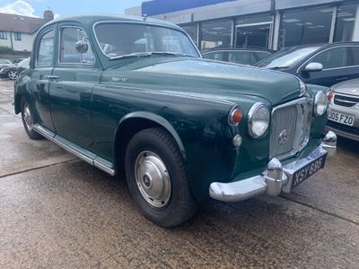Rover 100 Saloon P4
