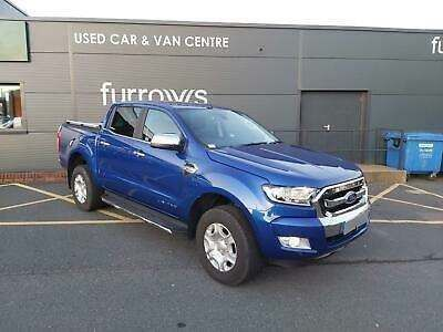Ford Ranger Pickup FORD RANGER 3.2L LIMITED D/CAB *NO VAT*
