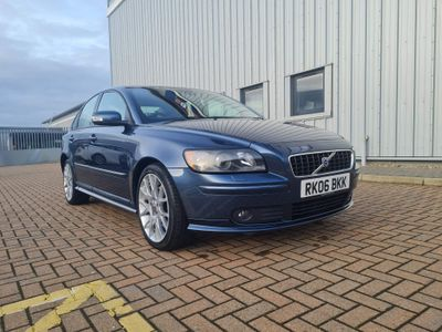 Volvo S40 Saloon 2.4 i SE Sport Geartronic 4dr