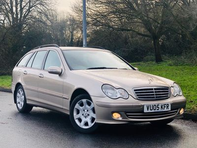 Mercedes-Benz C Class Estate 2.1 C200 CDI Elegance SE 5dr