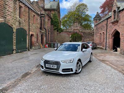 Audi A4 Avant Estate 2.0 TDI S line Avant (s/s) 5dr