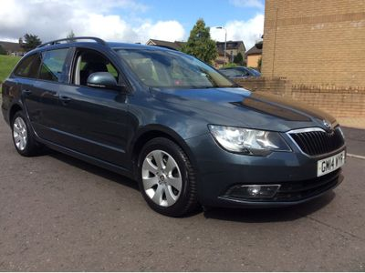 SKODA Superb Estate 2.0 TDI S DSG 5dr