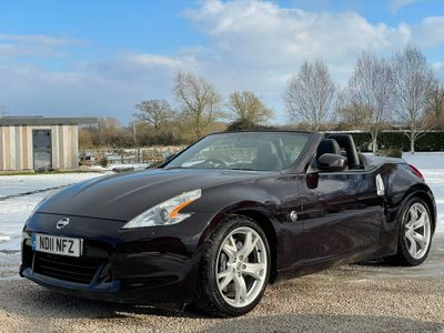 Nissan 370 Z Convertible 3.7 GT 2dr