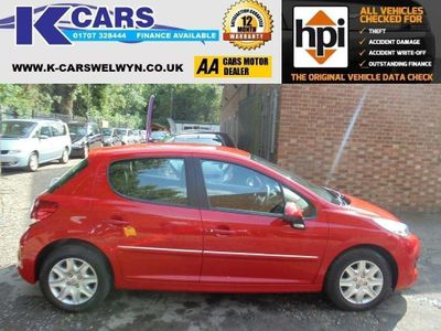 PEUGEOT 207 Hatchback 1.4 HDi Access 5dr