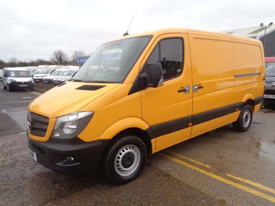 Mercedes-Benz Sprinter Panel Van 2.1 CDI 313 5dr MWB