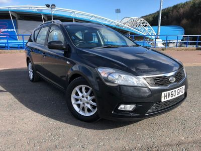 Kia Ceed Estate 1.6 CRDi EcoDynamics 5dr