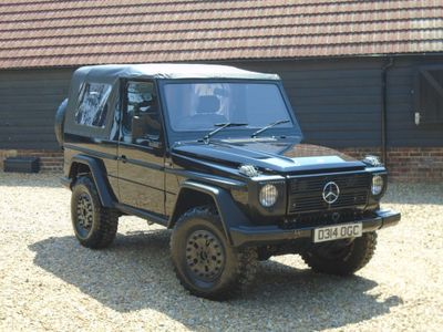 Mercedes-Benz G Class Convertible CONVERTIBLE 300GD Manual