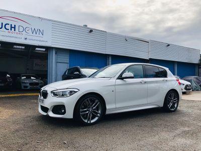 BMW 1 Series Hatchback 2.0 125d M Sport Auto (s/s) 5dr
