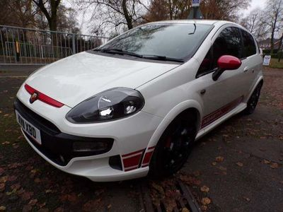 Abarth Punto Evo Hatchback 1.4 T-Jet Supersport 3dr