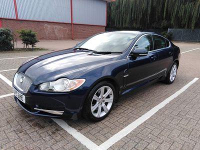 Jaguar XF Saloon 3.0 V6 Luxury 4dr