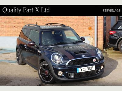 MINI Clubman Estate 1.6 Cooper S Hampton 5dr