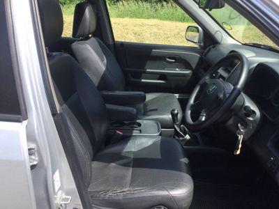 Honda CR-V SUV 2.0 i-VTEC Executive 5dr