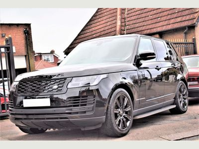 Land Rover Range Rover SUV 2.0 P400e 12.4kWh Autobiography Auto 4WD (s/s) 5dr