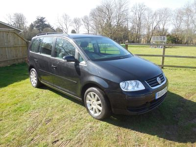 Volkswagen Touran MPV 1.9 TDI PD SE 5dr (7 Seats)