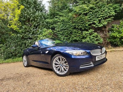 BMW Z4 Convertible 3.0 35i sDrive 2dr