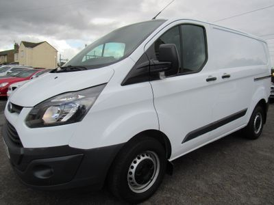 FORD TRANSIT CUSTOM Panel Van 2.2 TDCi ECOnetic 310 L2H1 Panel Van 5dr