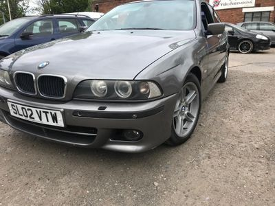 BMW 5 Series Saloon 2.9 530d Sport 4dr