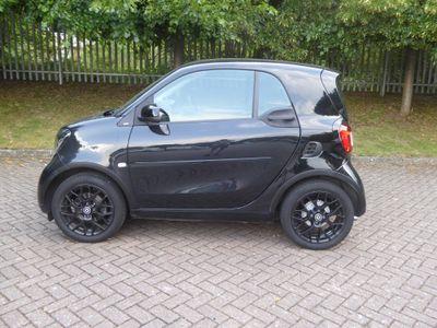 Smart fortwo Coupe 1.0 Prime Sport (Premium) Twinamic (s/s) 2dr