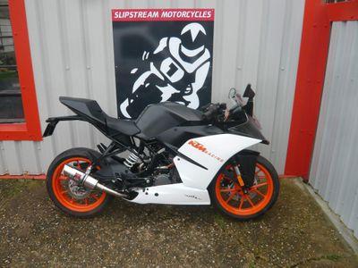 KTM RC 125 Super Sports 125 RC 125