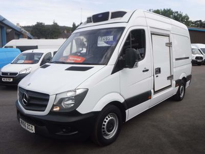 Mercedes-Benz Sprinter Temperature Controlled 2.1CDI 313 MWB Refrigerated/ Chiller Van