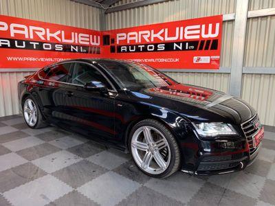 Audi A7 Hatchback 3.0 TDI S line Sportback Multitronic 5dr