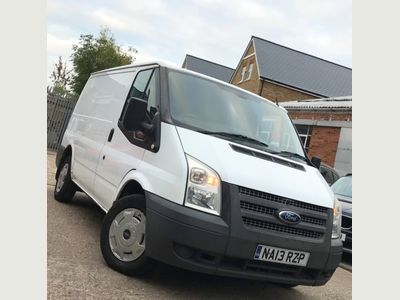 Ford Transit Panel Van 2.2 TDCi 280 Low Roof Panel Van S 5dr (EU5, SWB)