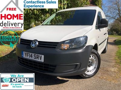 Volkswagen Caddy Panel Van 2.0 TDI C20 Startline Panel Van 4dr