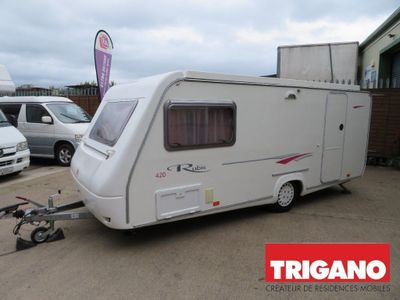 Trigano Rubis 420 Unlisted Pop Top
