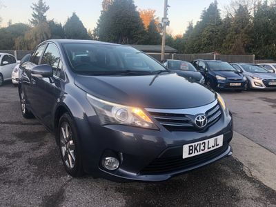 Toyota Avensis Saloon 1.8 V-Matic Icon+ 4dr