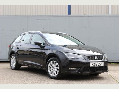 SEAT Leon Estate 2.0 TDI SE (Tech Pack) ST DSG (s/s) 5dr