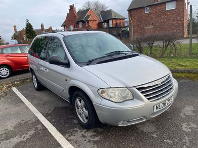 Chrysler Voyager MPV 2.8 CRD Executive 5dr