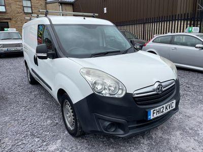 Vauxhall Combo Panel Van 1.6 CDTi 2300 16v Panel Van Tecshift L2 H1 (s/s) 3dr