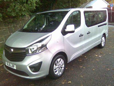 Vauxhall Vivaro Other 1.6 CDTi 2900 BiTurbo ecoFLEX L2 H1 EU6 (s/s) 5dr (9 Seat)