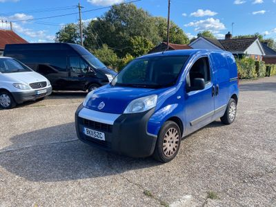 Fiat Fiorino Unlisted Panel van