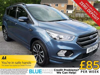 Ford Kuga SUV 1.5 TDCi ST-Line (s/s) 5dr